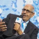 Mohamed ElBaradei, Acting Vice President of Egypt (2013); Director General, International Atomic Energy Agency (1997-2009); Nobel Peace Prize Laureate (2005)